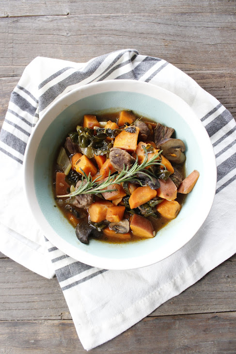 Fall Superfood Beef Stew Recipe