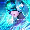 Futuristic New Tab HD Style Top Theme
