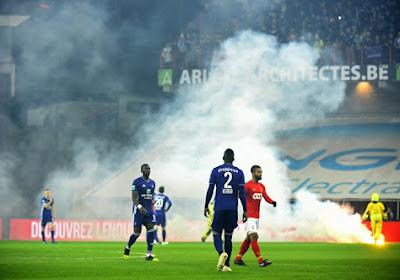 Mémé Tchité zag dat Standard op weg was naar een monsterscore in de Clasico tegen Anderlecht
