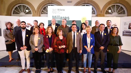 'Millares, Tu Herencia': un nuevo paso para ser Patrimonio de la Humanidad