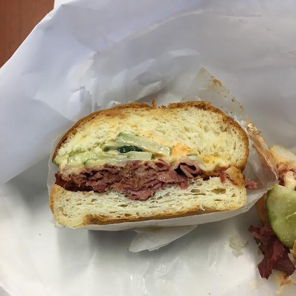 $10 for a unsafe GF sandwich. Never again