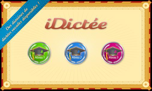 iDictée + MOD (Unlimited Money) 3