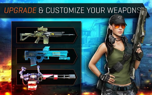Frontline Commando Mod APK + OBB Download (Unlimited Everything) 5