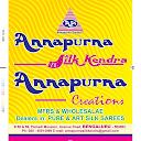 Annapurna Silk Kendra, Chickpet, Bangalore logo