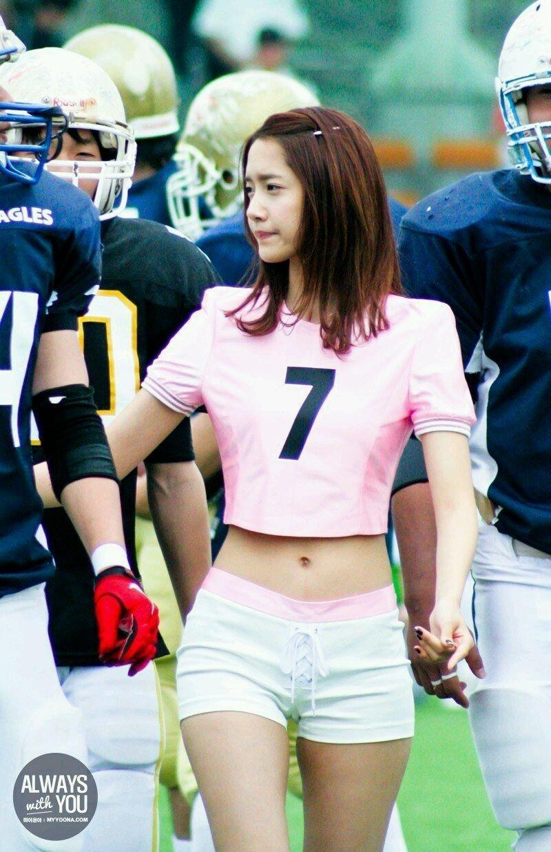 Yoona body