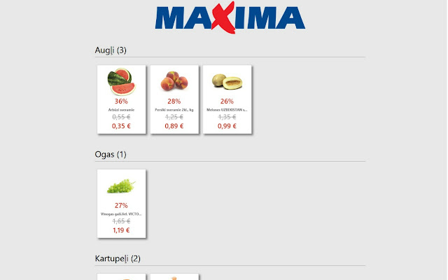 Maxima Products