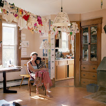 Photo: title: Danica + Orion Phelps, Colrain, Massachusetts date: 2015 relationship: friends, art, met at Hampshire College years known: 20-25