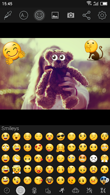 Emoji Camera - New Plugin - screenshot