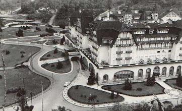 Photo: Hotel Quitandinha. Foto da década de 60