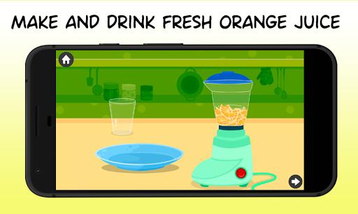 Kitchen Games - Fun Kids Cooking & Tasty Recipes 1.0 screenshots 6