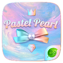 Pastel Pearl GO Keyboard Theme icon