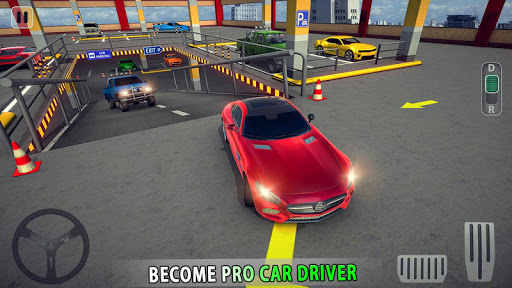 Modern Car : Drive Parking 3d  screenshots 1
