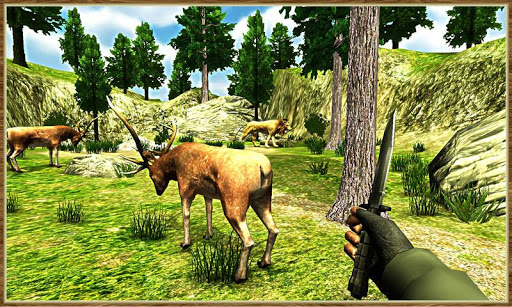 Jungle Deer Hunting Games 2020 : Deer Season 1 Varies with device screenshots 9