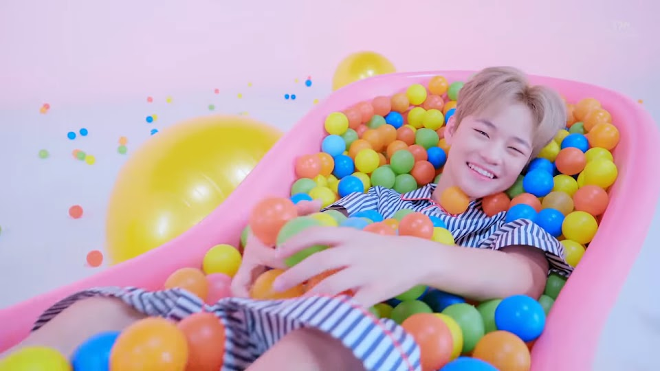bathtub - nct dream chewing gum