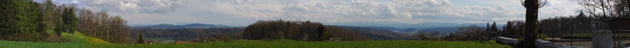 Photo: View from Engelberg, Walterswil, Switzerland