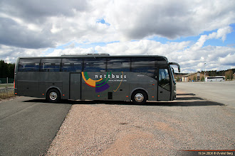 Photo: #21140: CV 51799 hos Volvo Bus Finland i Lieto, 19.04.2008.
