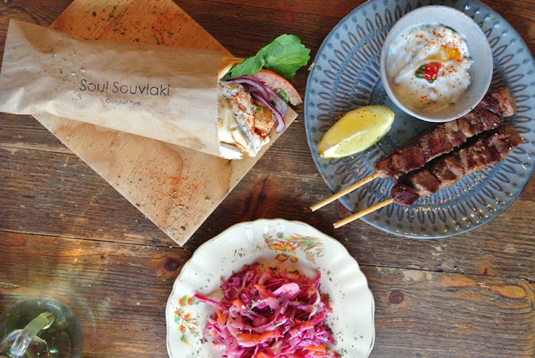 Soul Souvlaki serves up delicious Greek street food.