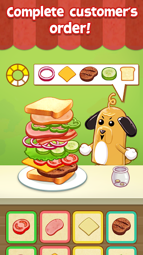 Tower Sandwich-Sandwich Shop-Fun Tycoon Game - screenshot