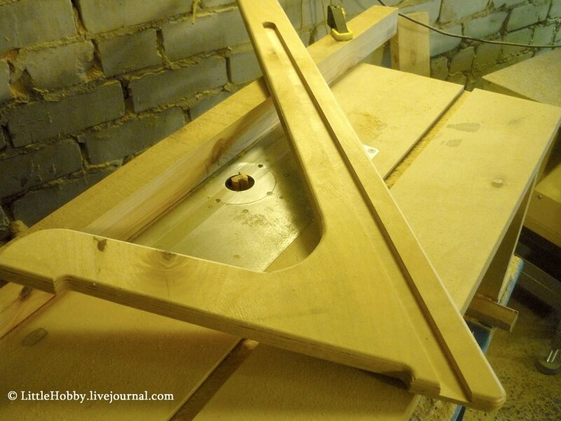 Сборка стула «Конёк-Горбунок»