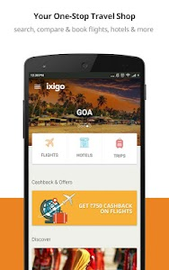 ixigo - Flight Booking App screenshot 0