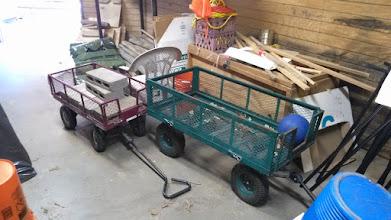 Photo: GL carts