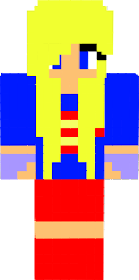 If you love the show this is you skin! and you can edit if you want!