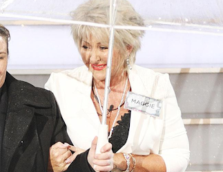 Maggie Oliver up for eviction on Celebrity Big Brother