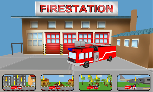 Kids Fire Truck 1.6 screenshots 1