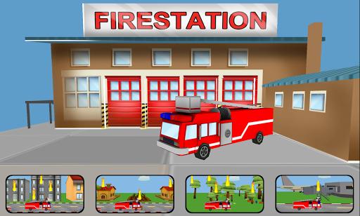 Kids Fire Truck 1.6 screenshots 1