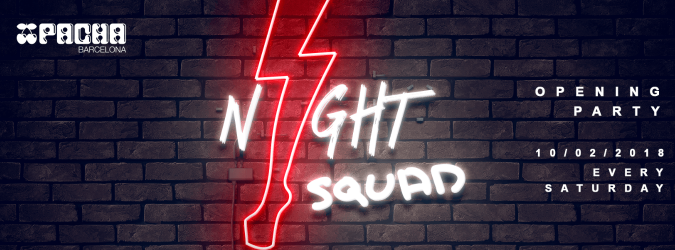 pacha night squad