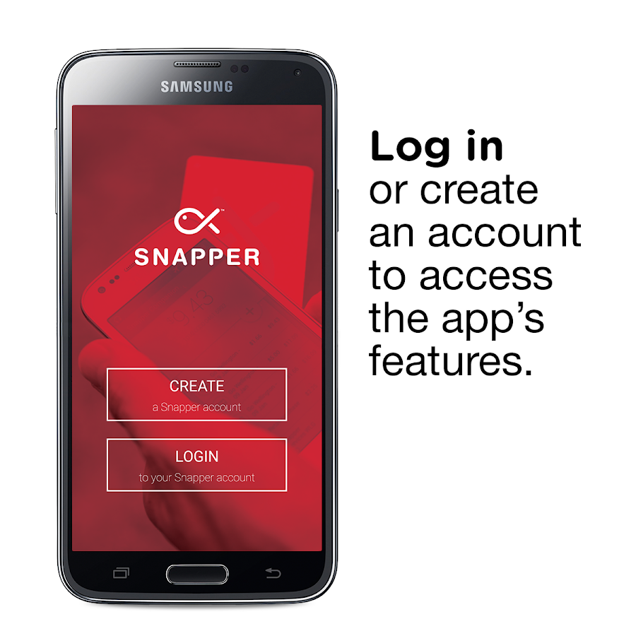 Snapper Mobile- screenshot