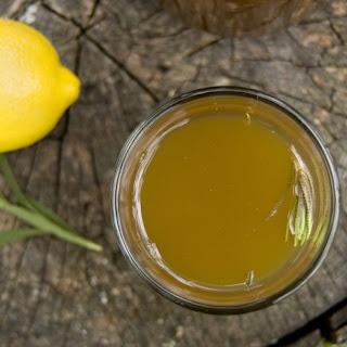 Lavender Lemon Iced Tea