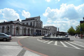 Photo: Gare de Renaix
