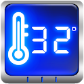 S4 Thermometer Digital icon