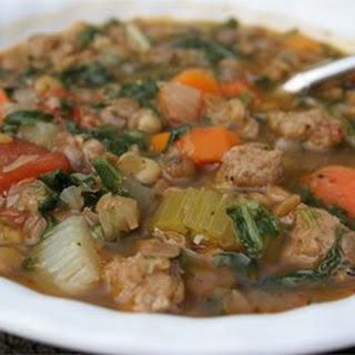 Marie's Lentil Soup