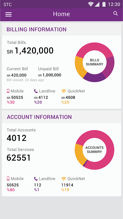 MyBusiness By STC- screenshot