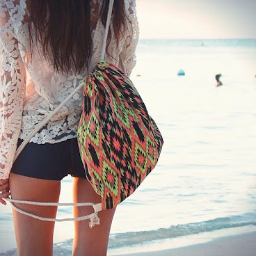 Hippie boho cotton backpack by BAGGYLOVE  TO BUY: Comment with your email address, and you'll receive a secure checkout link.  Price: $14.00 including domestic shipping. Quantity Available: x1. International Shipping: +$4 #seaside #boho #hippie #ocean #etsy #style #eco #colorful #nature #bohemia #summer #beach #bag #fashionbloggers #instagood #love #tribal #pattern #aztec #sale #baggylove #indie #bohemian #hippefashion #gypsy #hipster #hkfashionblogger #ootdhk