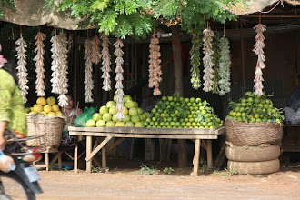Photo: Year 2 Day 40 - Roadside Market Stall