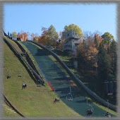 Ski Jumps Wallpaper
