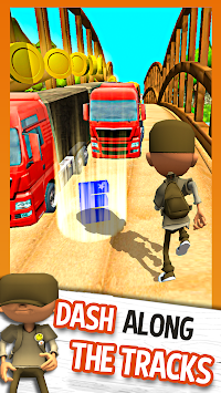 Bus Safari Rush apk screenshot