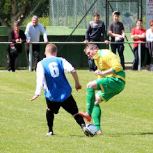 Photo: 25/05/13 - Llanidloes Town v Waterloo Rovers (Mid Wales League Cup Final at Berriew AFC) 4-0 - contributed by Gary Spooner