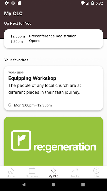 Church Leaders Conference – (Android Apps) — AppAgg