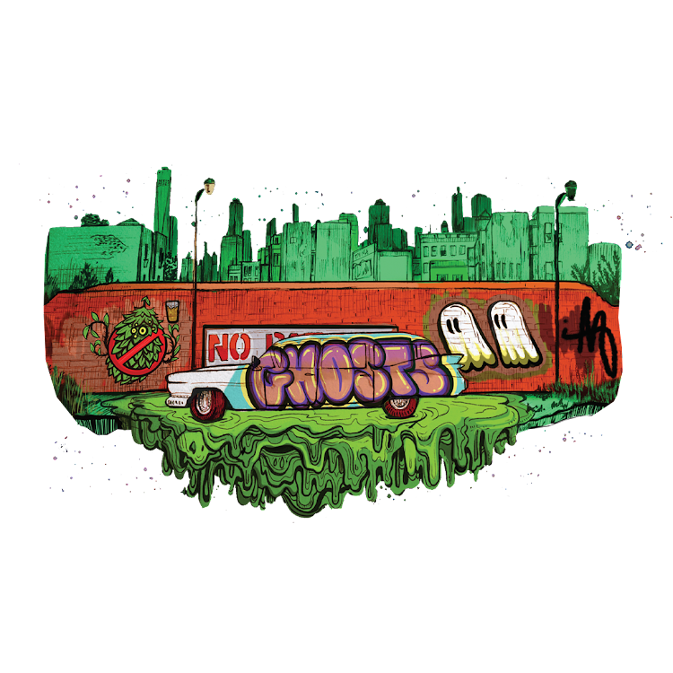 Logo of Oakshire No Ghosts