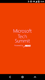 Microsoft Tech Summit Japan- screenshot thumbnail