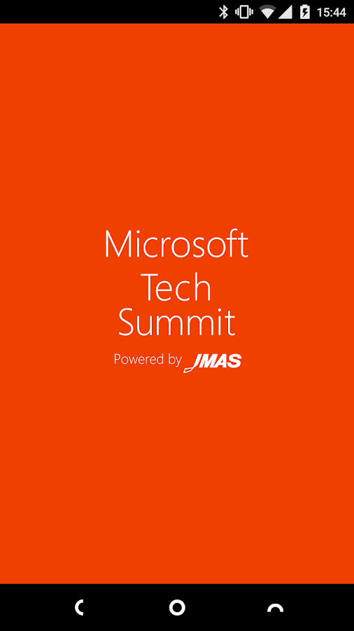 Microsoft Tech Summit Japan- screenshot