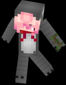 Yuno Nova Skin - Skin para minecraft de yuno