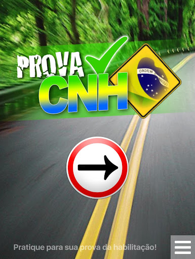 Prova CNH app (apk) free download for Android/PC/Windows screenshot