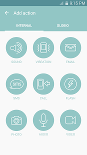 globio Alarm System Lite Screenshot 5