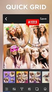 Photo Collage Editor & Collage Maker - Quick Grid 5.7.5 (AdFree)
