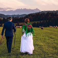 Wedding photographer Wojtek Butkus (butkus). Photo of 14.10.2016